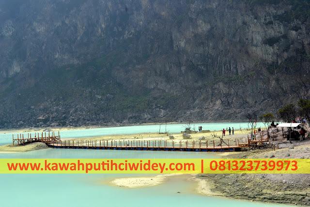 Jembatan Kawah Putih Ciwidey Bandung