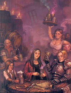 Dungeons & Dragons - The Great List of Food & Drinks