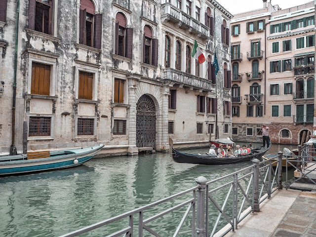 24 hours in Venice- canals