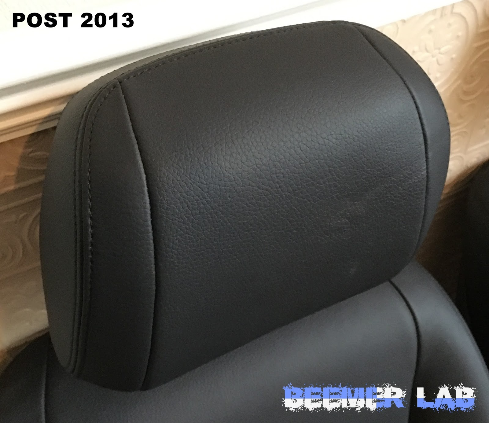 Beemer Lab F10 F11 Seat Fitment Guide Differences Between 10 13 Cars And Later Models