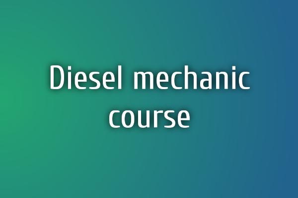 diesel mechanic डीजल मैकेनिक (ITI) in hindi course