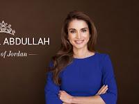 Foto Rania Al Abdullah, Ratu Yordania yang Stylish