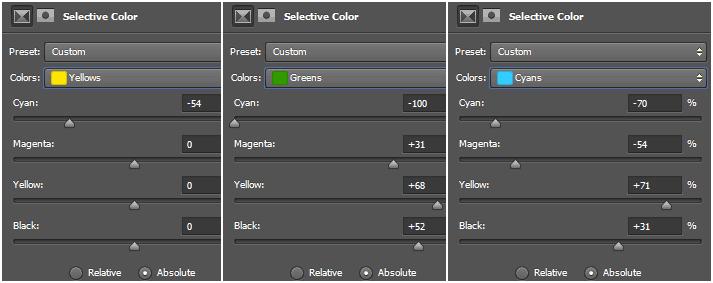 Merubah-warna-dengan-selective-color-di-Photoshop