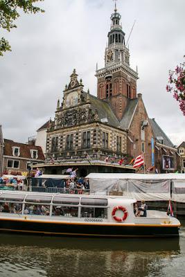 Ausflugsschiff Alkmaar