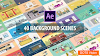 40+ BACKGROUND ANIMATED SCENES - FREE DOWNLOAD NOW