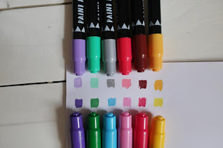 Markery akrylowe z KIKa