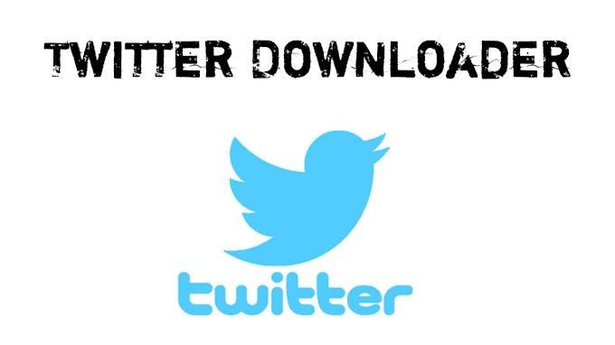 Twitter Downloader