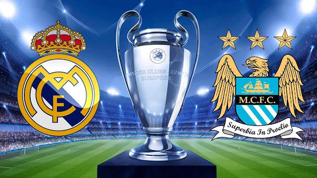 موعد مباراة ريال مدريد ومانشستر سيتي بث مباشر بتاريخ 26-02-2020 دوري أبطال أوروبا