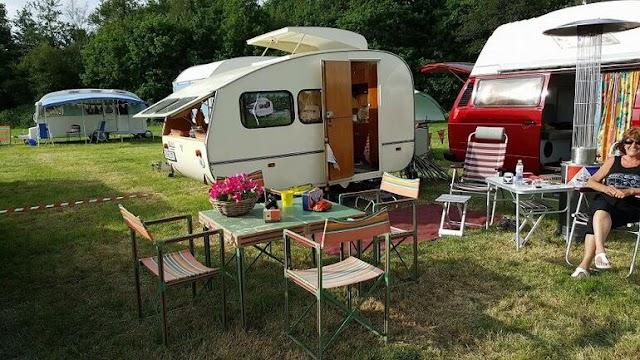 Karavan Camping Resimleri