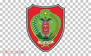 Logo Provinsi Kalimantan Tengah (Kalteng) - Download Vector File PNG (Portable Network Graphics)