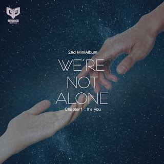 [Mini Album] GreatGuys - We're not alone_Chapter1: It's you (MP3) full zip rar 320kbps