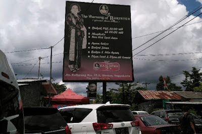 Waroeng of Raminten, Jakal