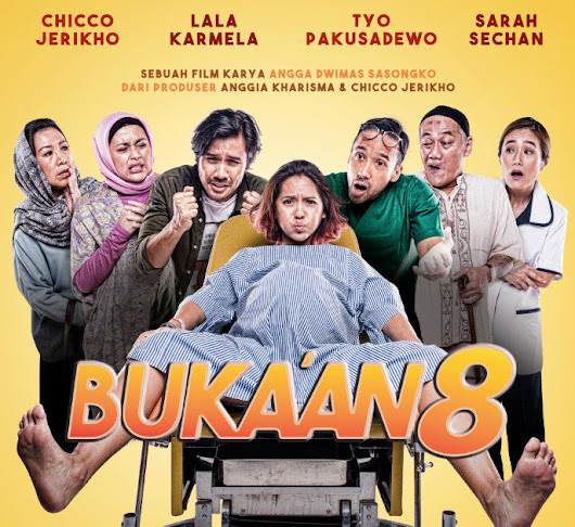 Movie Review : Bukaan 8