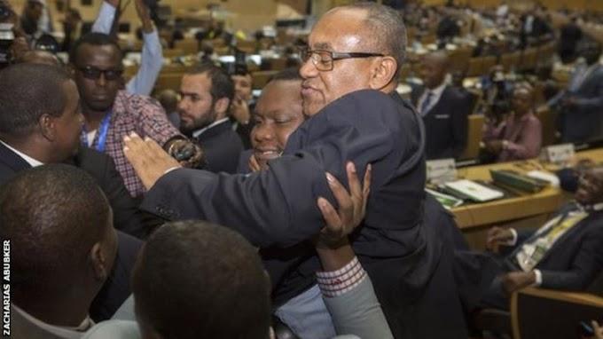 Madagascar FA chief Ahmad elected as new Caf president