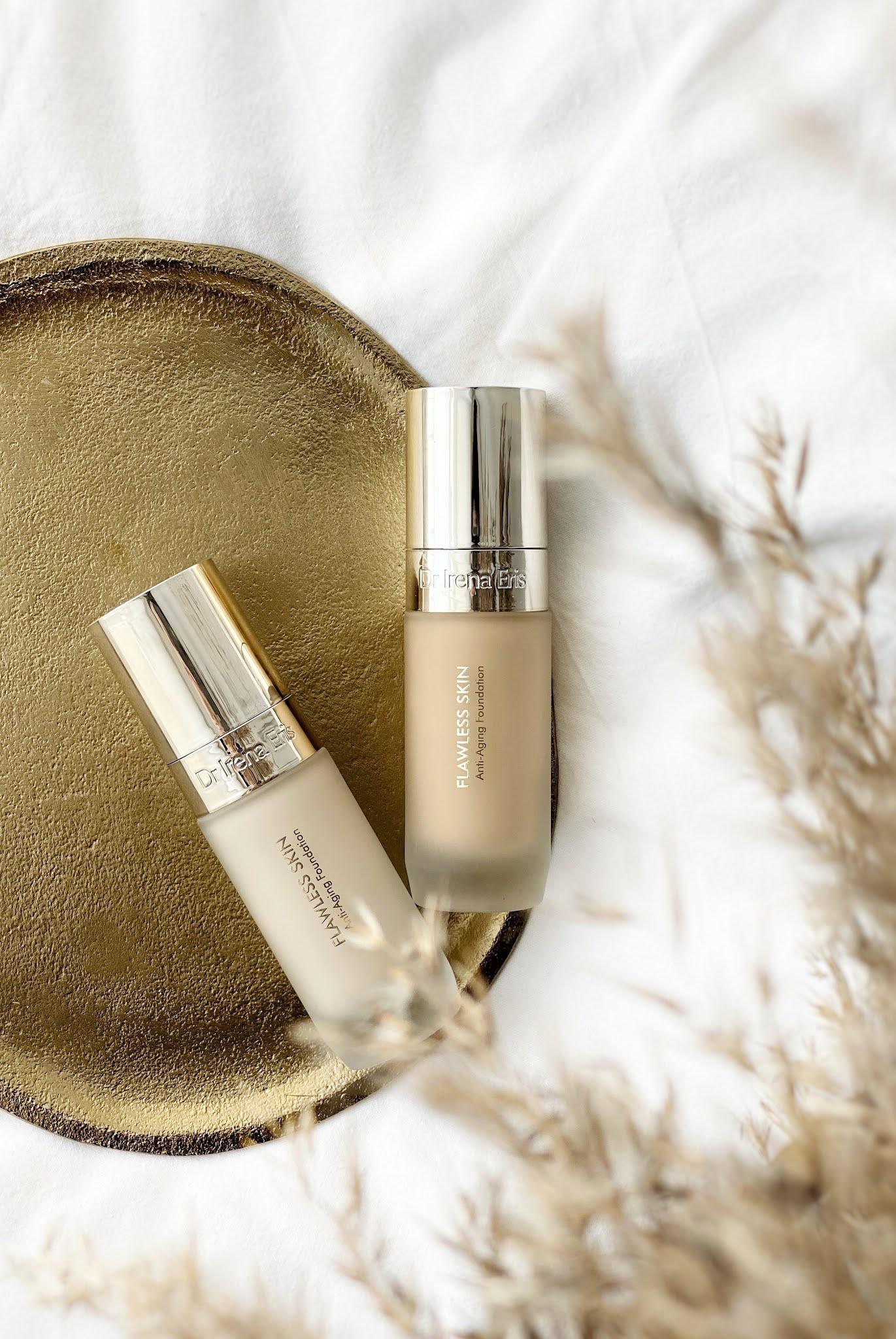 FLAWLESS SKIN Anti-aging Foundation Smooth & Firm Skin Dr Irena Eris - recenzja podkładu