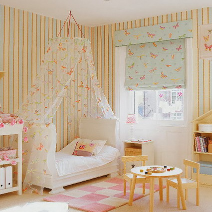10 cute and lovely bedroom ideas for little girls