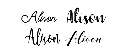 szablon na bloggera (blogspota) do kupienia - Alison