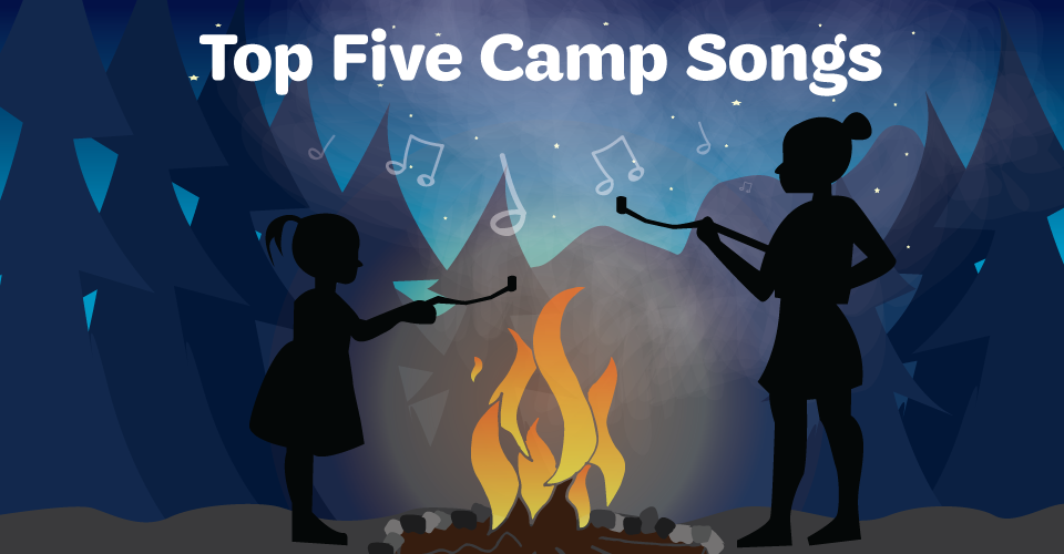 Christian camp songs lyrics
