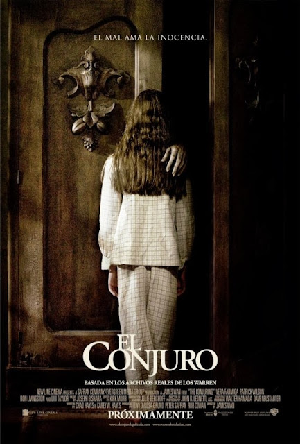 Movie of the week 2 - The Conjuring (2013)