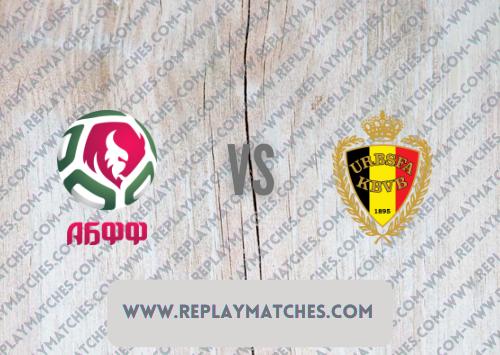 Belarus vs Belgium -Highlights 08 September 2021