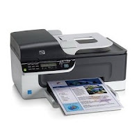 HP Officejet J4540 Driver Windows, Mac, Linux