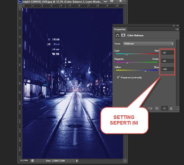 Cara Membuat Efek Foto Cyberpunk Dengan Photoshop