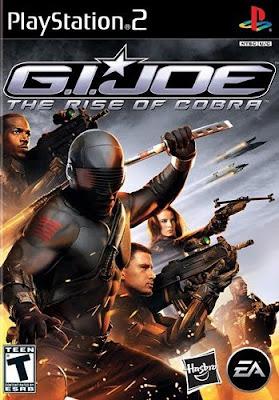 G.I. Joe: The Rise of Cobra (PS2) 2009