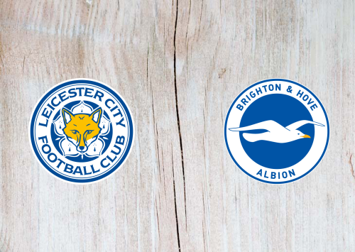 Leicester City vs Brighton & Hove Albion -Highlights 23 June 2020