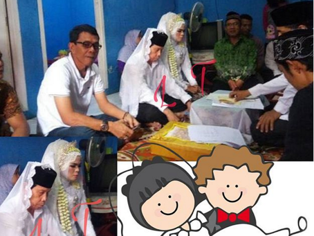 Malih Tong Tong Menikah Lagi Usai Ditinggal Istri Meninggal