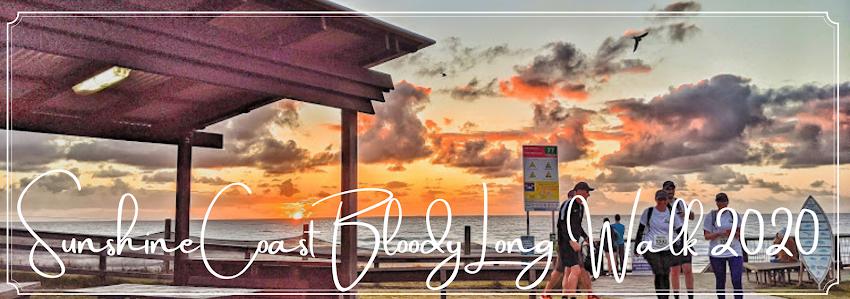 Sunshine Coast Bloody Long Walk 2020