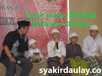 Syakir Daulay Mondok Pesantren Dimana