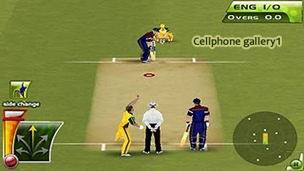 cricket t20 fever 3d for nokia n8