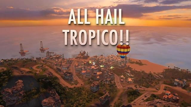 تحميل لعبة tropico للاندرويد