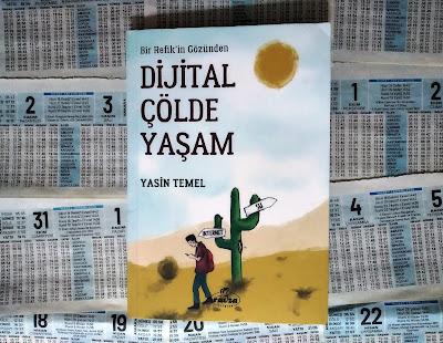 Dijital Çölde Yaşam, Yasin Temel, Ravza Yayınları
