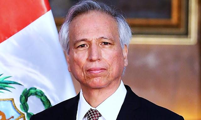 Aldo Vásquez Ríos es el presidente de la Junta Nacional de Justicia