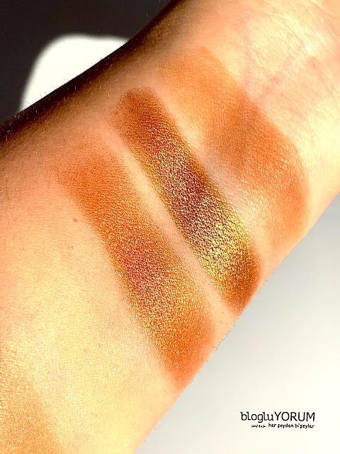 maybelline nudes of new york far paletini inceliyorum swatch 5