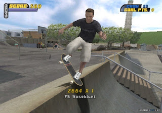 Tony Hawk's Pro Skater 4 Free Download For PC
