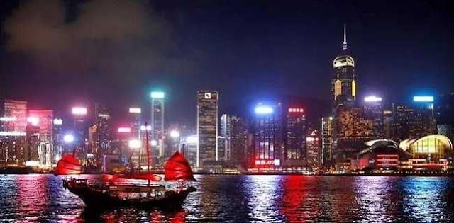 Unjuk Rasa Tidak Juga Usai, Pengunjung Hong Kong Merosot 40 Persen