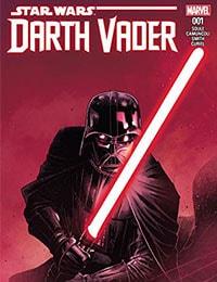 Darth Vader (2017) Comic