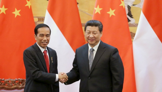 """Kapal China Terobos Natuna. Jokowi Beri Arahan ke Menko Luhut: """"Tiongkok adalah sahabat Indonesia"""""""