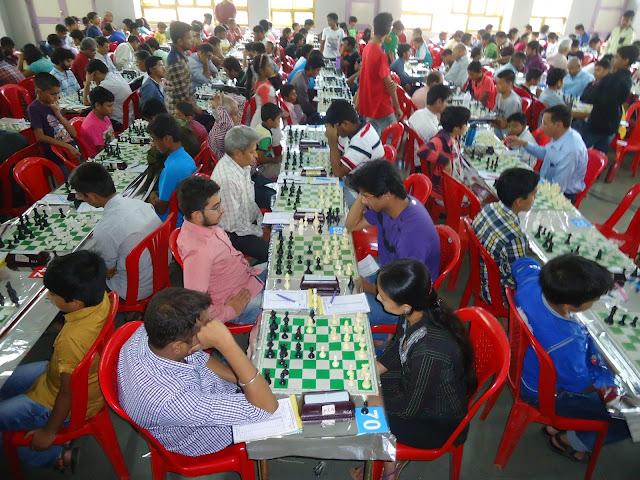 nashik district chess association
