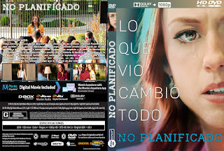 NO PLANIFICADO – UNPLANNED – 2019 [COVER – DVD]