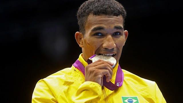 Medalhas do Brasil no boxe em Olimpíadas