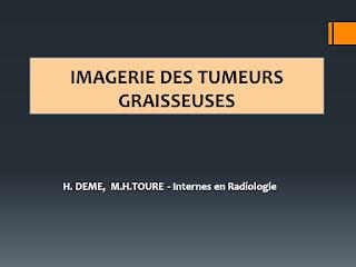 IMAGERIE DES TUMEURS GRAISSEUSES .pdf