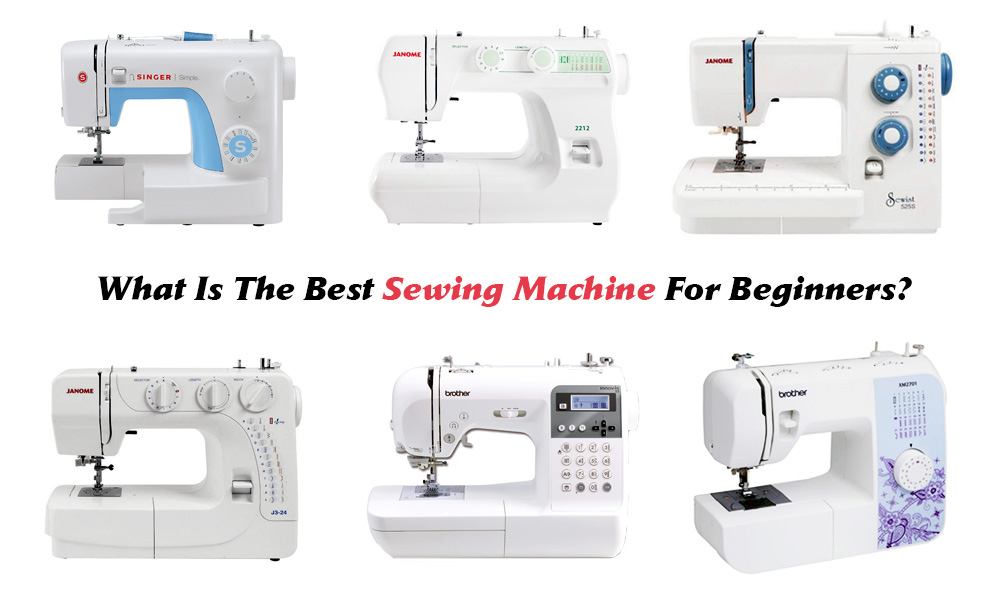 What Is The Best Sewing Machine For Beginners Interesting What Is The Best Sewing Machine For A Beginner