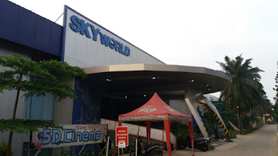 SKYWORLD Building TMII