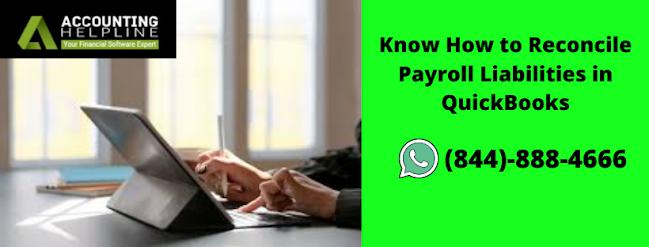Payroll liabilities in QuickBooks