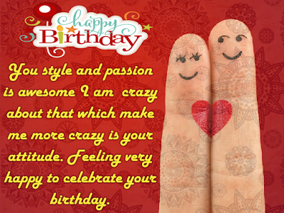 Best bday wishes for husband