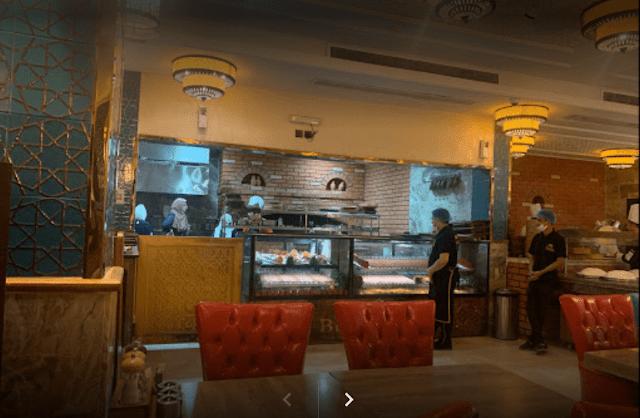 مطعم بورصة اسكندر