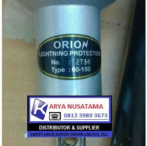Jual Kepala Penangkal Petir Orion 150 di Pasuruan